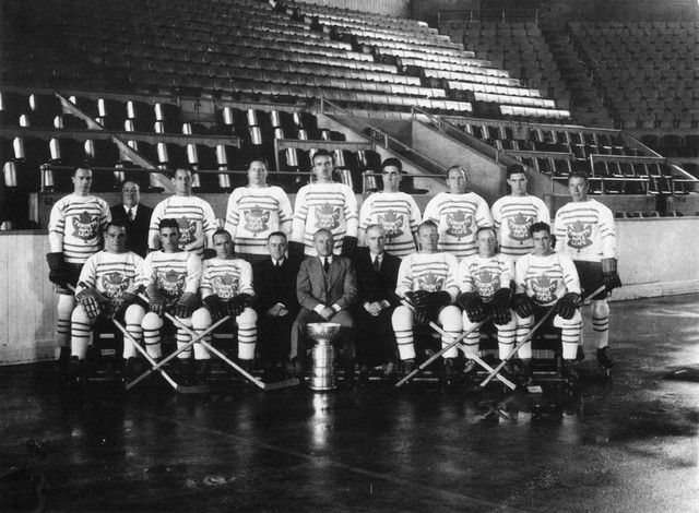 Toronto Maple Leafs - Stanley Cup Champions - 1932