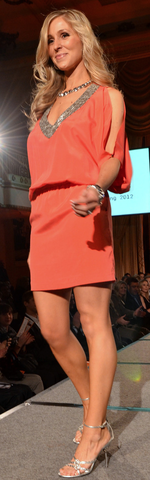 Nadine Coburn - Flyers Wives Fashion Show - 2012