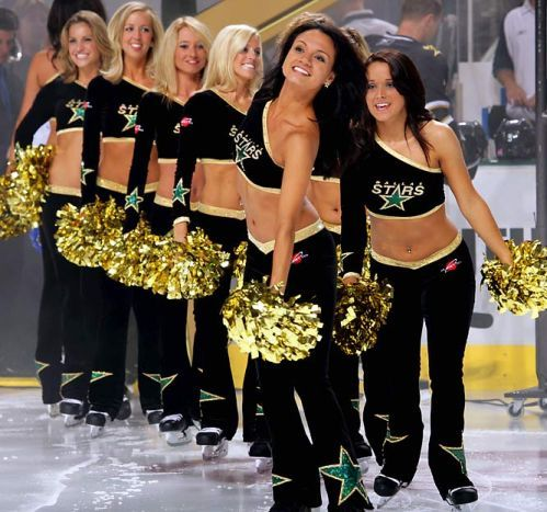 Ice Girls - Dallas Stars