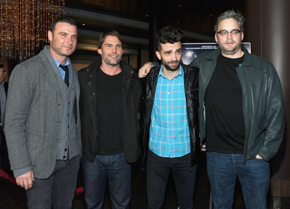 Liev Schreiber, Seann William Scott, Jay Baruchel, Michael Dowse