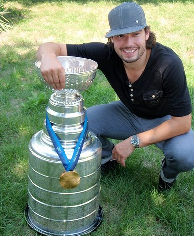 2012 Stanley Cup - 2010 Olympic Gold Medal and Drew Doughty