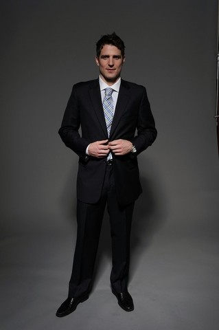 Patrick Sharp - Black Suit - 2010