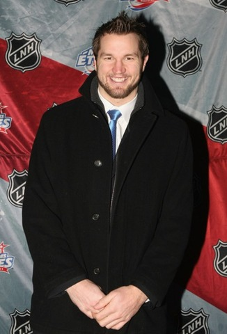 Rick Nash - NHL All Star - 2009