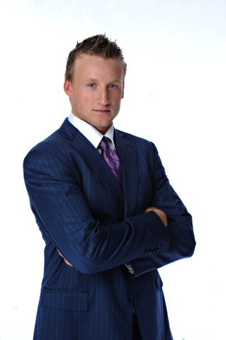 Steven Stamkos - Hockey Fights Cancer - 2010
