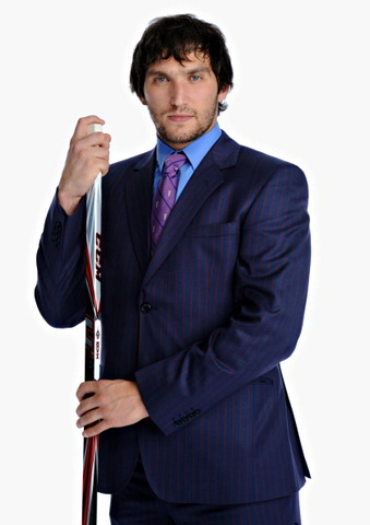 Alexander Ovechkin - Hockey Fights Cancer - 2010