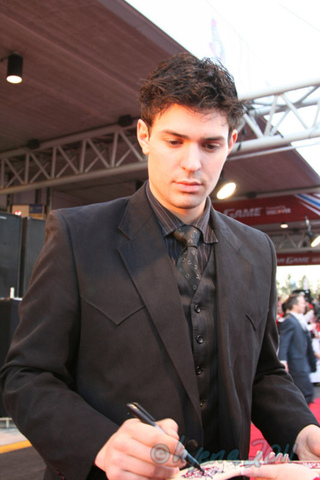 Carey Price - Signing Autograph - 2011 All Star Weekend