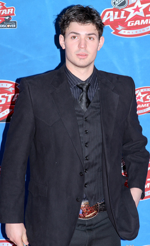 Carey Price - Cowboy Style - NHL All Star Weekend - 2011