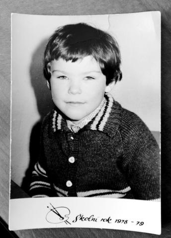 Jaromir Jagr 6 Years Old 1978 79 Hockeygods