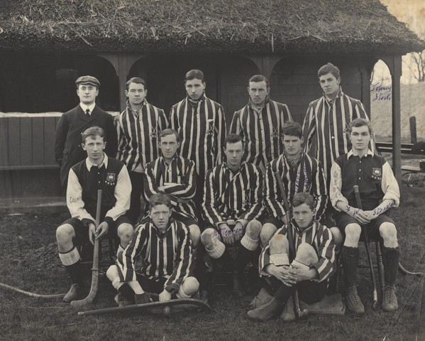 Oxford Varcity Field Hockey Team - Mens - Circa 1910