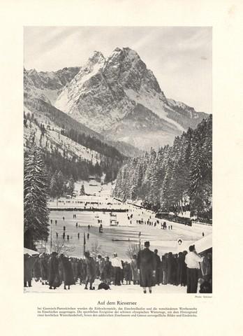 Winter Olympics - 1936 - Garmisch-Partenkirchen