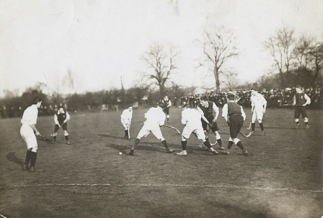 Oxford University vs Cambridge University at Surbiton - 1900s