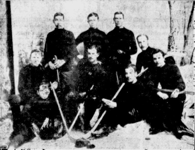 Ottawa Hockey Club - 1883 / 84 - Ottawa Hockey History