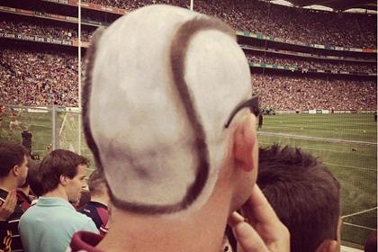 Shinty Ball Head - Hurling Ball Head - Camogie Ball Head