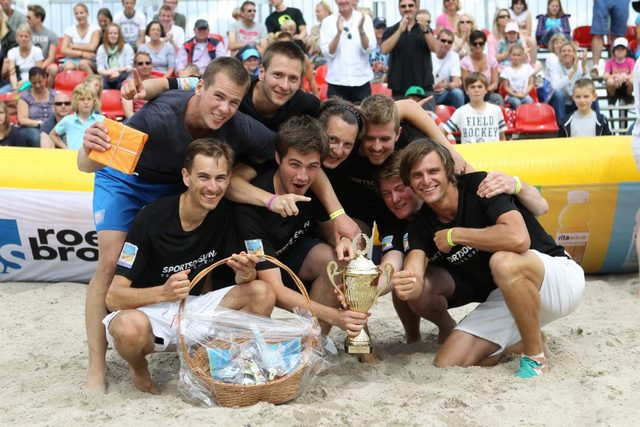 German Beach Hockey Champions - Coast Boys - 2012