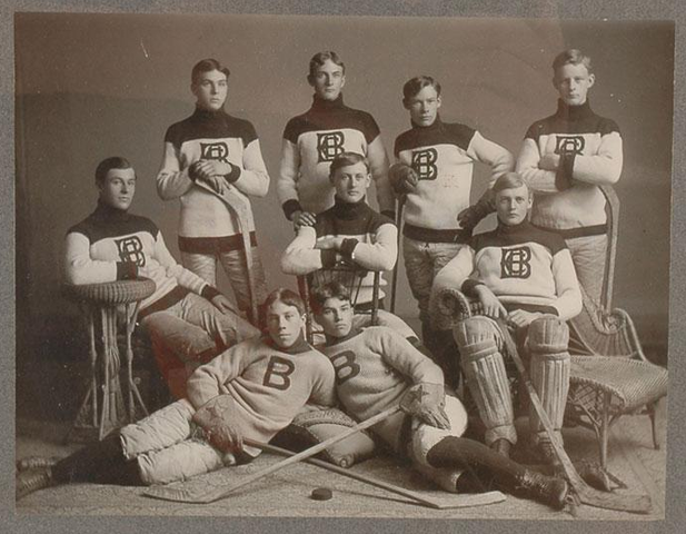 Barrie Hockey Club - BHC - Circa 1910