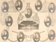 Portage Lakes Hockey Team - IPHL Hockey League Champions - 1906