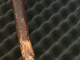 The Moffatt Stick - Oldest Ice Hockey Stick - Circa 1835 to 1838