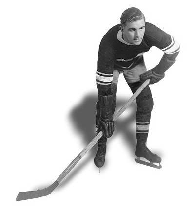 Hooley Smith - Olympic Gold Medal Winner - Stanley Cup Champion