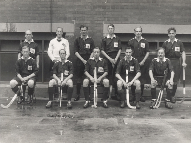 England / Great Britain - Olympic Field Hockey Team - 1948