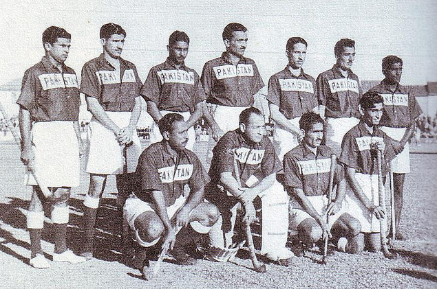 Pakistan Olympic Field Hockey Team - 1948