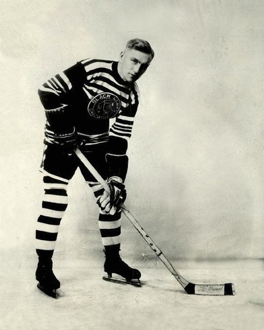 Dick Irvin - Chicago Blackhawks - 1927