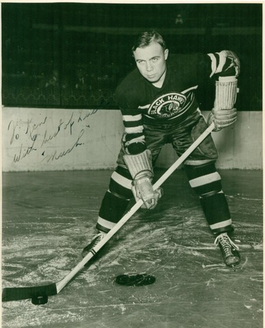 Mush March - Stanley Cup Champion - 1934 - 1938