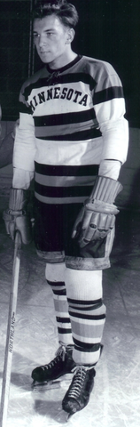 John Mariucci - Godfather of Minnesota Hockey