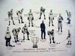 victoria senators and the Dudleigh Cup