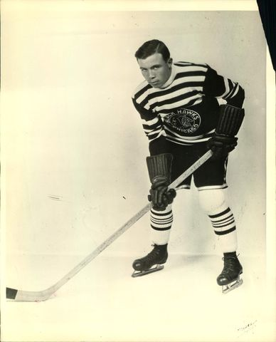 Mush March - Stanley Cup Champion - 1934 & 1938