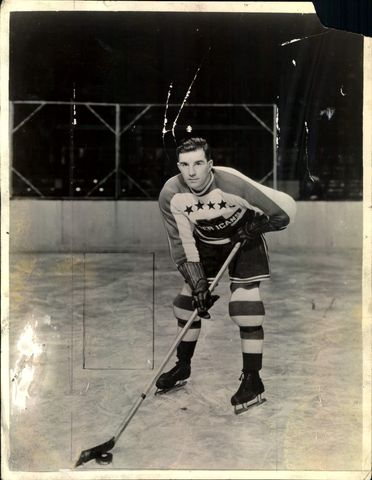 Hooley Smith - New York Americans - 1939