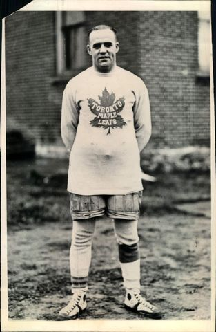 King Clancy - Toronto Maple Leafs - 1930s