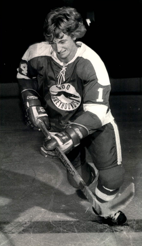 Wayne Gretzky - 16 Years Old - Soo Greyhounds - 1977