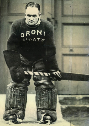 John Ross Roach - Toronto St Pat's - Stanley Cup Champion - 1922