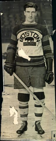 Marty Barry - Boston Bruins - NHL - 1930