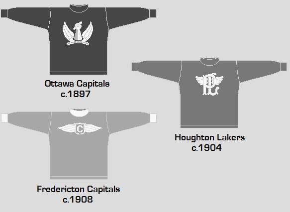 Ottawa Capitals - Fredericton Capitals - Houghton Lakers