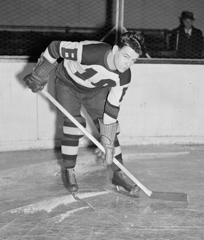 Eddie Finnigan - Edward David Finnigan - Boston Bruins - 1936