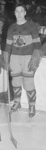 Paul Ivan Thompson - Stanley Cup Champion - 1928 - 1934 - 1938