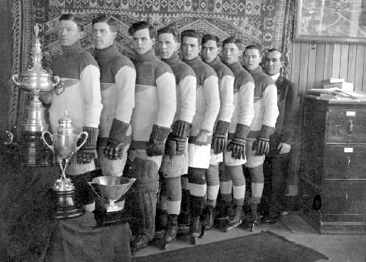 Phoenix Hockey Club - McBride Cup/Daily News Cup Champions - 1914
