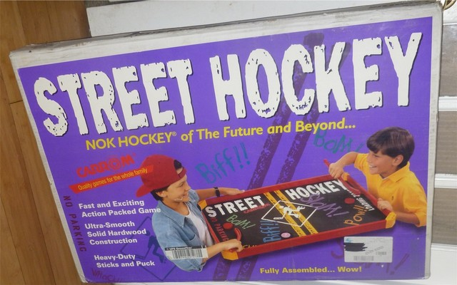 Nok Hockey Game - Street Hockey