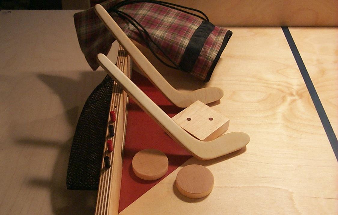 Nok Hockey Sticks & Pucks - Custom - Solid Maple   HockeyGods