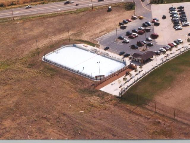 Hartmann Outdoor Rink - Boulder, Colorado