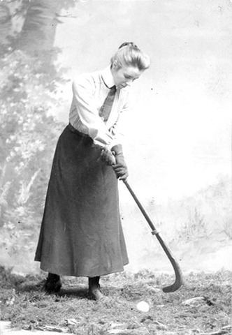 Antique Women's Field Hockey - Oxford