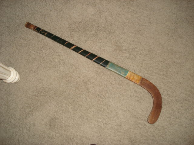 Vintage Field Hockey Stick - Playrite - Pakistan