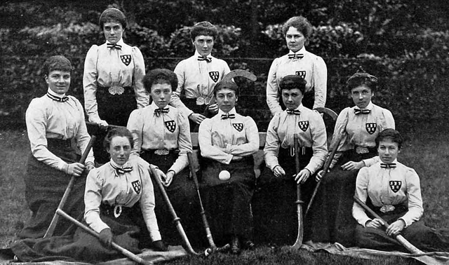 South Hants Ladies Hockey Club - England - 1901