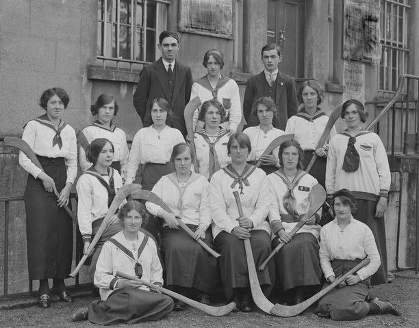 Waterford Ladies Camogie / Hurling Team 1915