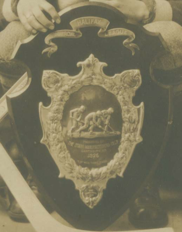 The Starr Manufacturing Co Ltd - Championship Shield - 1926