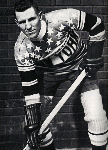 Shorty Green - Wilfred Thomas Green - New York Americans - 1926