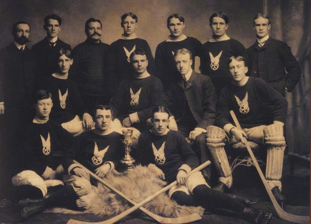 Montreal AAA Jr. - Montreal Amateur Athletic Association - 1902