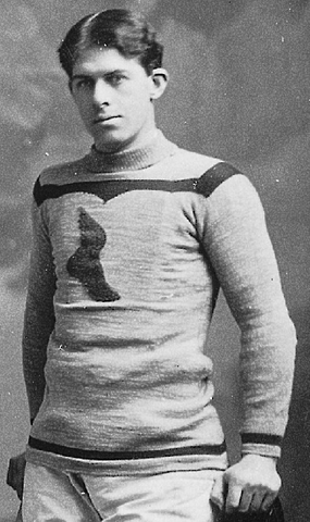 Arthur Farrell - Montreal Shamrocks - Stanley Cup Champion  1899