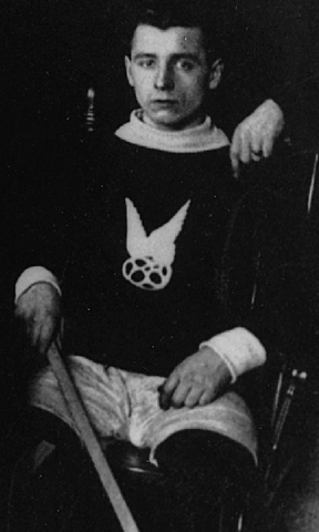 Jimmy Gardner - Montreal Hockey Club - Stanley Cup Champion 1902